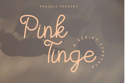 Pink Tinge