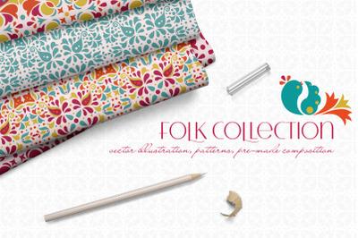 Folk collection