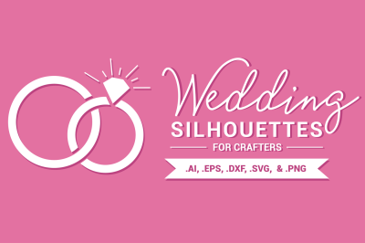 Wedding Silhouettes for Crafters