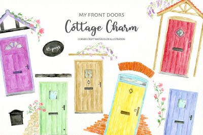 My Front Door Cottage Charm