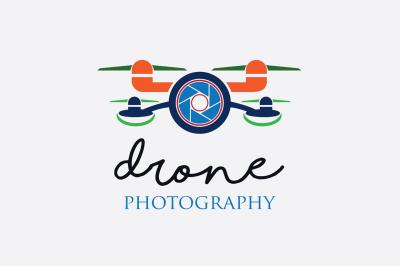 Drone Photography Logo