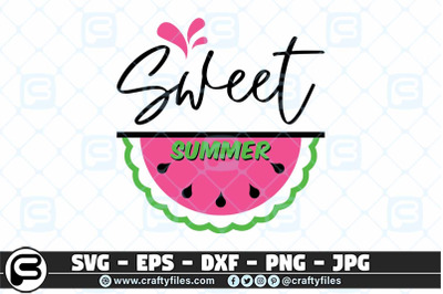 Sweet summer SVG, hello summer SVG, Beach time SVG