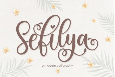 Sefilya | Beauty Script