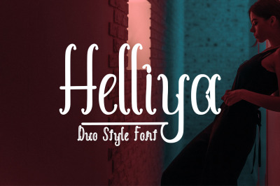 Helliya Font Duo