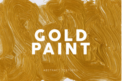 Gold Paint Textures 1