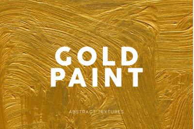Gold Paint Textures 2