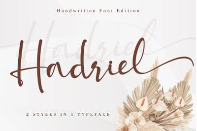 Hadriel