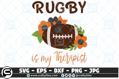 Rugby Ball with flowers svg,Rugby Team SVG cut file Sports SVG
