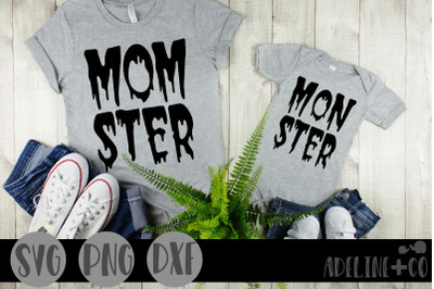Momster, Monster, bundle, SVG, PNG, DXF