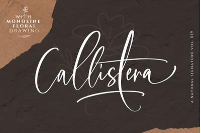 Callistera Signature Script (+BONUS)