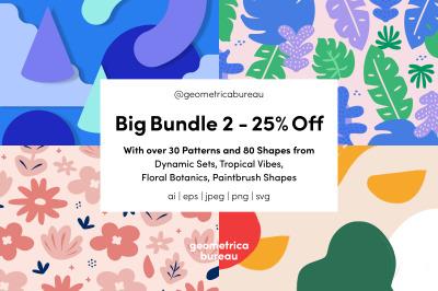 Geometrica Bureau - Big Bundle Vol 2