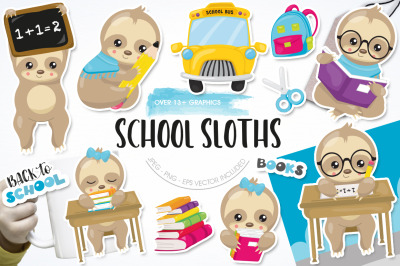 School Sloths