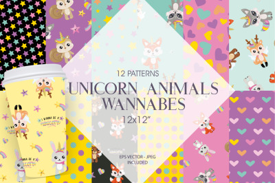 Unicorn Animals Wannabe