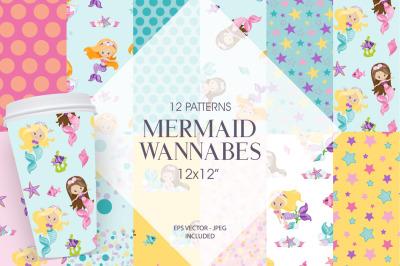 Mermaid Wannabes