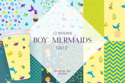 Boy Mermaids
