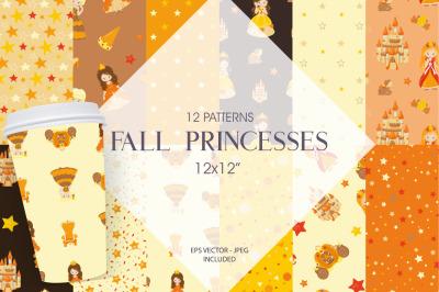 Fall Princesses