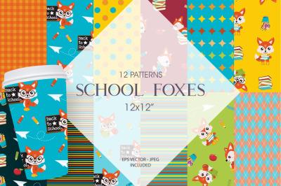 School Foxes