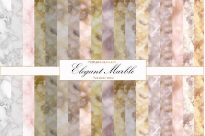Marble elgante textures seamless