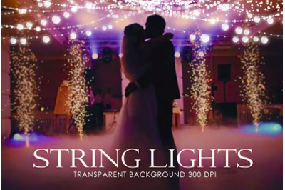 Overlays String lights