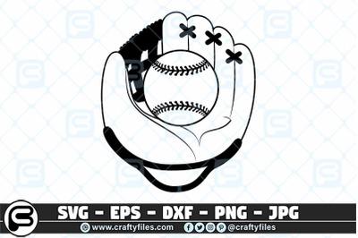baseball Gloves, Baseball Sport, Base Ball SVG Cut files for cricut an