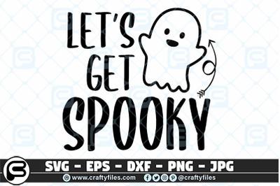 let's get spooky SVG cut file, Phantom SVG