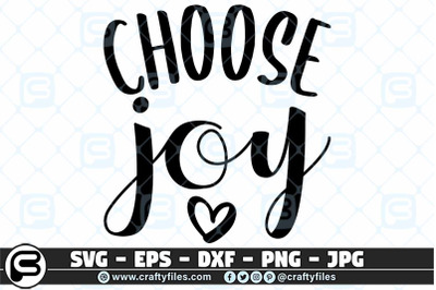 choose joy heart quote SVG, Hapiness SVG cut FIle For cricut