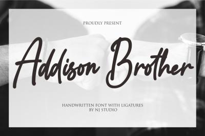 Addison Brother