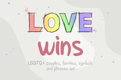 Love wins: LGBTQ+
