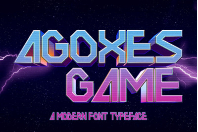 AGOXES GAME