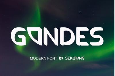 GONDES
