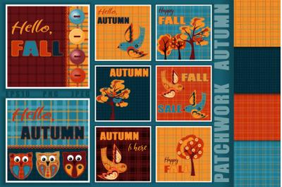 Patchwork Autumn