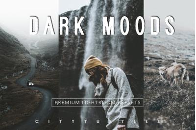 Moody Matte VSCO Film Inspired Lightroom Desktop + Mobile Presets