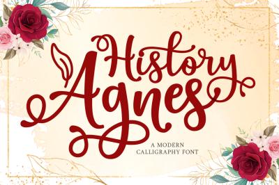 History Agnes