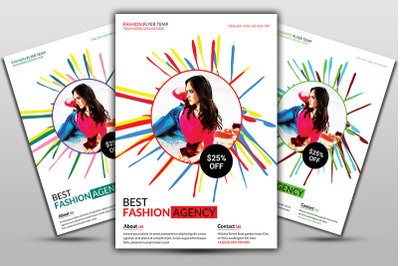 FashionFlyer Template