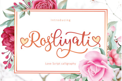 Rosliyati script