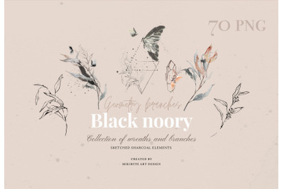 Black noory collection