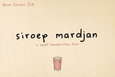 Siroep Mardjan
