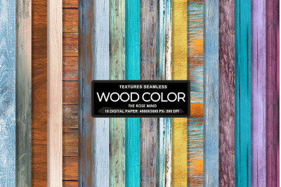 Wood color seamless textures