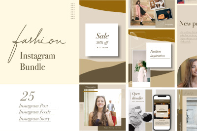 Fashion - Instagram Bundle