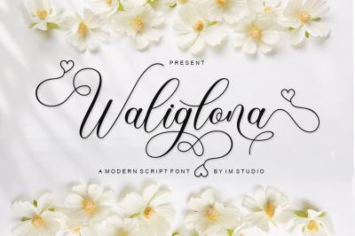 Waliglona