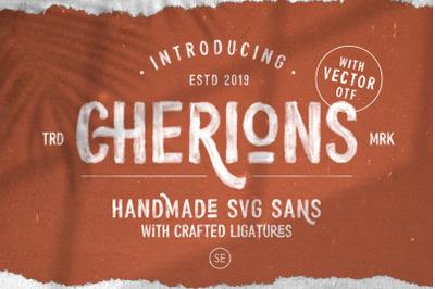 Cherions - SVG Sans (30% OFF)