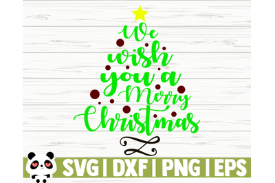 15+ Svg Cuttables Chalkboard Christmas Tree Wreath Cut Files Set Dxf Sdd023 Image
