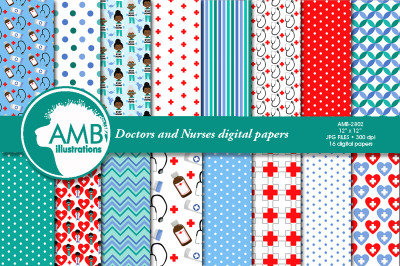 Paramedic Papers AMB-2802