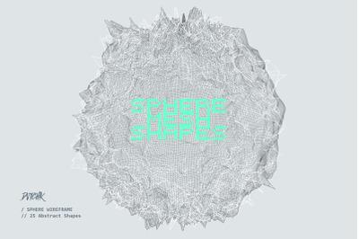 Sphere Mesh Shapes
