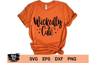 Wickedly Cute SVG,
