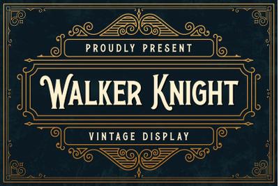 Walker Knight