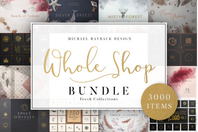 Whole Shop Bundle