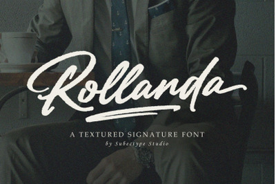 Rollanda - Textured Signature