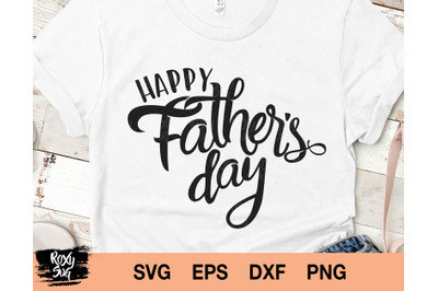happy fathers day svg