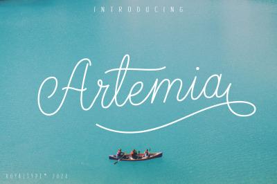 Artemia Script